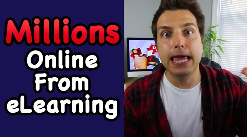 Making MILLIONS Online From eLearning (Udemy,Clickbank,Teachable)