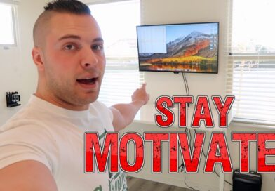 How To Stay MOTIVATED | The Tricks I Use To Keep Motivation For Anything!