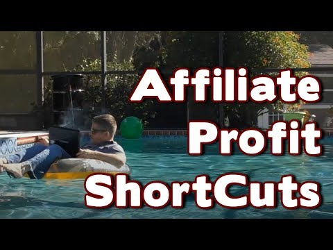 Affiliate Marketing Shortcuts For Beginners – Get Results Fast With A New Affiliate Website Or Blog