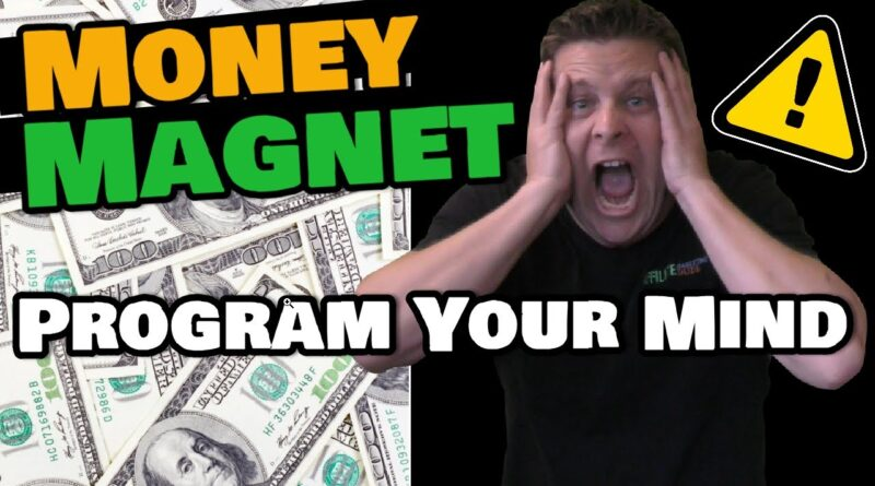 Money Mindset – Watch This If You Want To Make Money Online!